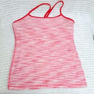 Lululemon Athletica Power Y Tank Pink